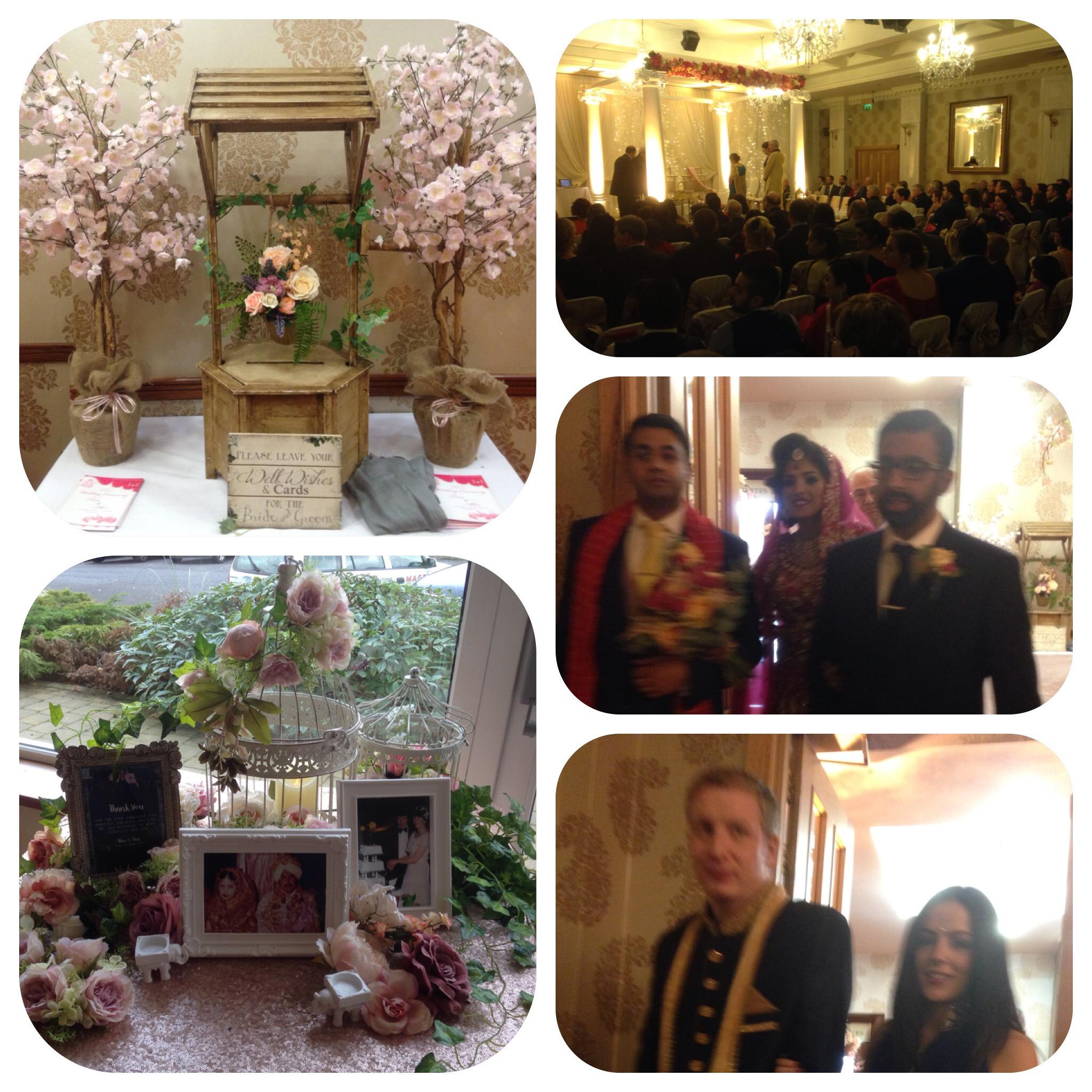 Wedding At Manor House Hotel