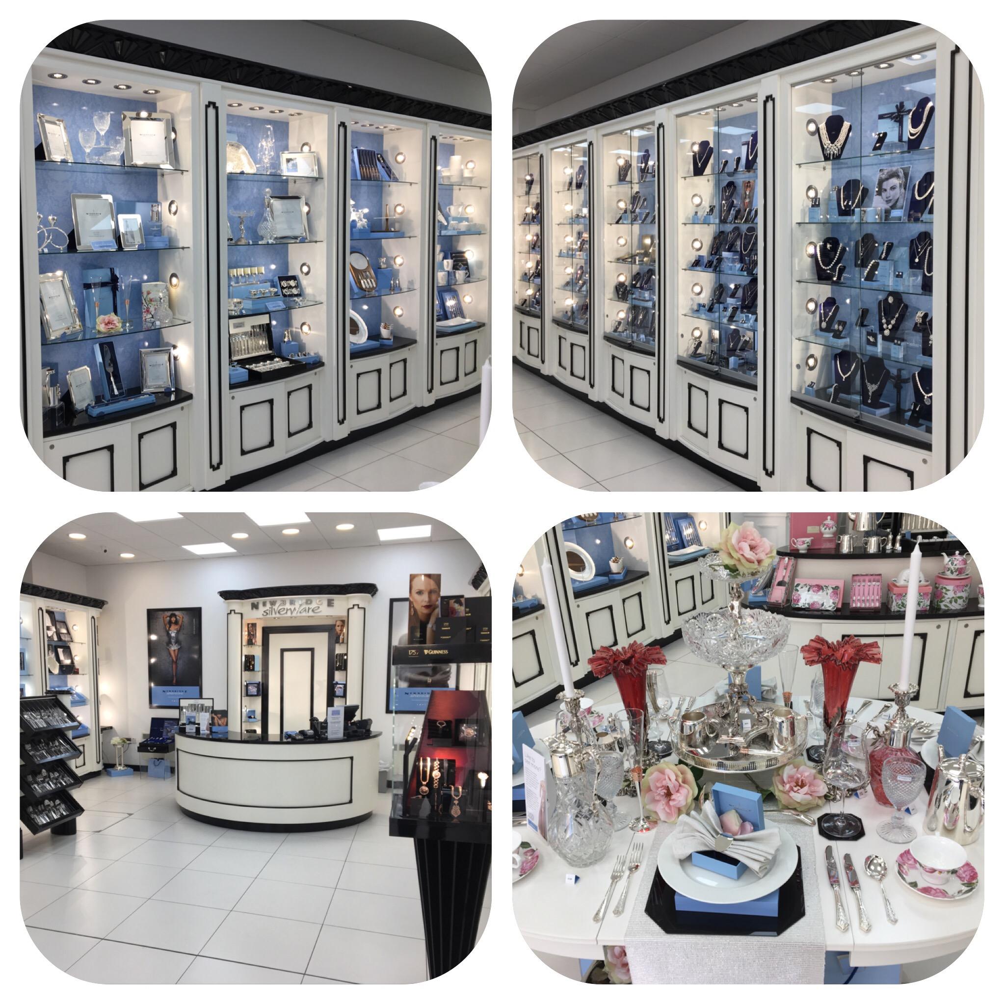 Belfast New Newbridge Silverware Store