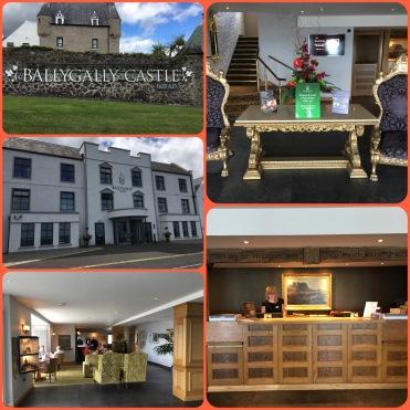 Wedding At The Ballygally Castle Hotel Belfast Food Man S Blog